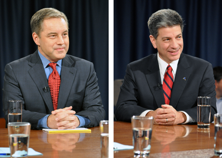 Debate for the State: Gubernatorial Candidates